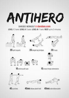 Antihero Workout