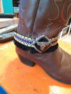 Boot bracelet by 2funky chix 20.00