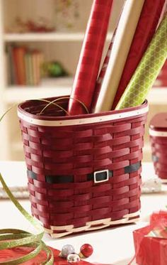 I love this Longaberger basket!!