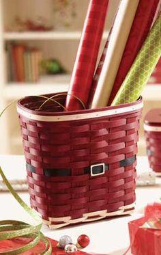 I love this Longaberger basket!!