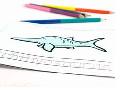 An obsession with dinosaurs is almost like a rite of passage for young children. Almost all of them seem to go through the phase of being dinosaur Dinosaur Facts, Dinosaurs Preschool, Dinosaur Coloring, Rite Of Passage, Coloring Books, Acting, Printables, Abcs, Young Children