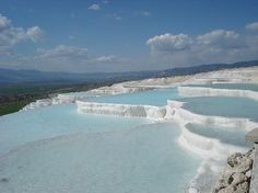 Pamukkale, Turkey : been there !