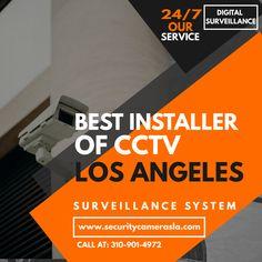Wireless Cctv Camera, Cctv Camera Installation, Security Service, Security Camera System, Surveillance System, Peace Of Mind, Orange County, Cameras, Knowledge