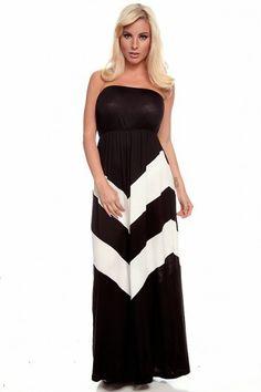 Black maxi dress semi formal