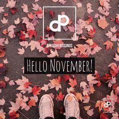 Willkommen november