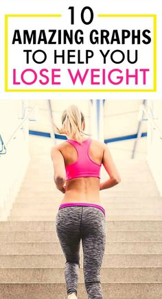 These 10 Graphs to Help You Lose Weight are SO GREAT! I already STARTED LOSING POUNDS as soon as I started following some of them! The results are AWESOME! I'm so happy I found this! Definitely pinning for later!