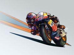 MOTORSPORTS - Rich Lee Draws!!!
