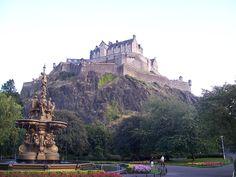 Castelo de Edimburgo, Escócia 2