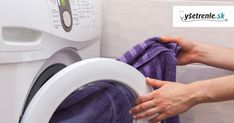 Add a clean, dry bath towel when you put wet clothes in the dryer — then remove it after about 15 minutes — to make everything dry faster. 40 Ways To Actually Waste Less Of Basically Everything Clean Washing Machine, Dryer Balls, Laundry Hacks, Heating Element, Clean House, Washer, Tea Towels, Cleaning Hacks, Cleaning Supplies