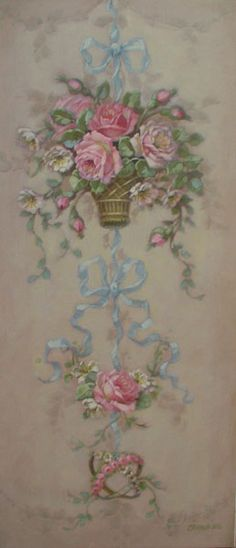 Sweet Romance  Christie Repasy Designs......I am a lucky lady to have this print hanging in my home :)