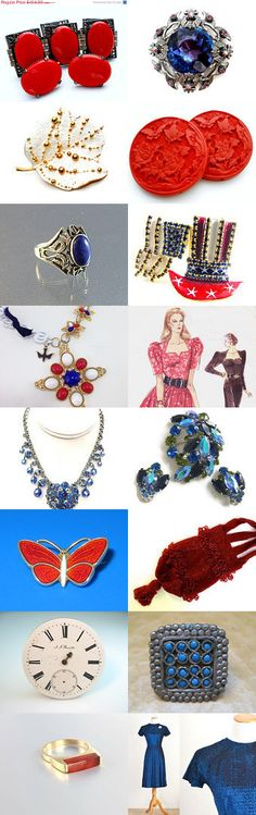 American Vintage - The Jewelry Lady's Store