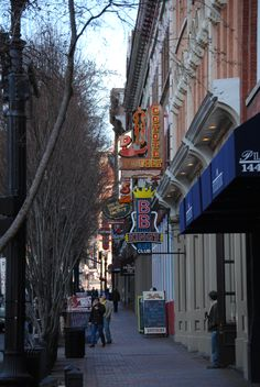 in Nashville Tennessee (Jan 2013)