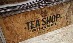 Tea Sommelier Tea Shop