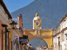 Antigua, Guatemala: increasingly, one of my favorite places in the world.
