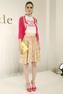 Kate Spade RTW Spring 2012 - Runway, Fashion Week, Reviews and Slideshows - WWD.com