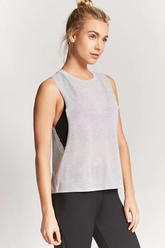 Product Name:Active Waffle-Knit Tank Top, Category:Activewear, Price:9.9