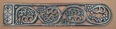 PilarArt.pl - Slavic jewellery: reconstruction of belt element from Great Moravia (10th century)