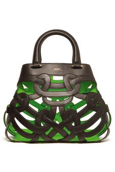 Top Spring/Summer 2013 Fashion Trends Bally Handbags