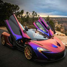 "el-porto: ""CJ Wilson's McLaren P1 Follow @McLaren_Motorsports for more! |Photo.Uploaded.By @cjwilsonphoto| by exotic_performance """