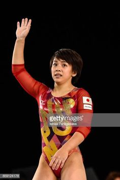 Mai Murakami Pictures and Photos - Getty Images Gymnastics Posters, Gymnastics Girls, Female Gymnast, Leotards, Japan, Athletic, Women, Pictures, Photos