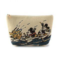 サガラポーチ ミッキーマウス:商品写真