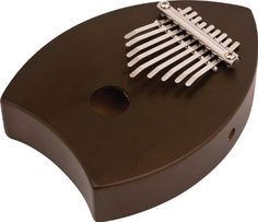 Toca T-THPL Tocalimba Thumb Piano Large - Walnut Matte Finish ** Click image to review more details.