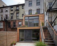 Garde-corps extérieur sur le balcon – designs et matériaux
