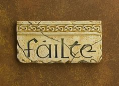 Failte (Welcome)