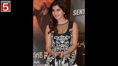Actress Samantha Ruth Prabhu Photo Gallery Auto nagar Surya Press Meet L...