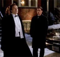 This scene is probably my favorite representation of the men of The West Wing.