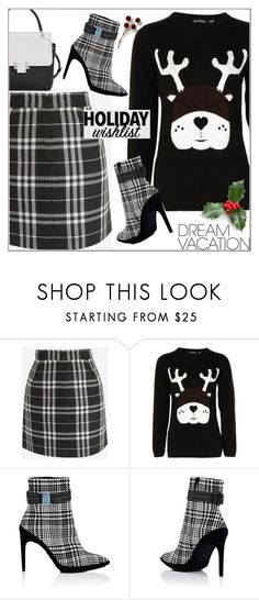 """""""(TFS)Dream Vacation"""" by shoaleh-nia on Polyvore featuring Boohoo, Off-White, Lanvin, contestentry, polyvoreeditorial and polyPresents"""