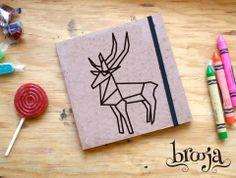 Ilustración Andrea Gijon Sketchbook formato 15x15cm, 72 hojas papel bond ahuesado de 90 gr Portada de Kraft Sena. Adquiere el tuyo en https://www.kichink.com/stores/brooja#.Uu07T3ddVYV   ::Portafolio de Andrea Gijon:: http://instagram.com/andreagijon http://andreagijon.tumblr.com/