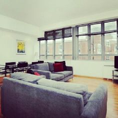 The ideal pad for a city professional.     #Property #London #HoxtonSquare #OldStreet #Angel