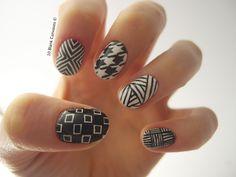 10 Blank Canvases #nail #nails #nailart
