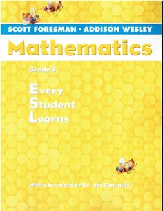 Scott Foresman-Addison Wesley Mathematics Grade 2 Every Student Learns ©2004 isbn 0328075515 MA2