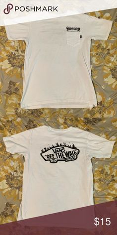 491062f0a 14 Best vans t shirt images | Woman fashion, Clothing, Fashion clothes