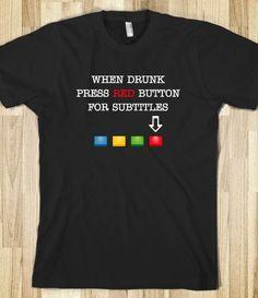When Drunk