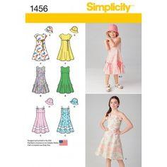 1456 - Children - Simplicity Patterns