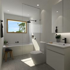 Perfect Canvas Bathroom Package