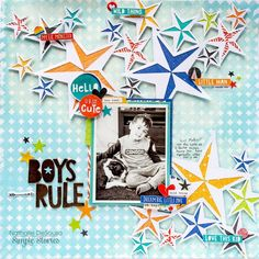 @CSMscrapbooker posted to Instagram: We seriously LOVE this layout designed by DT member Nathalie DeSousa featuring Simple Stories.  #Simplestories #lildude #nathaliedesousa # boysrule #boylayouts bouthemedlayouts  #csmscrapbooker #creativescrapbookermagzine #creativescrapbooker #createeveryday #creative #scrapbookingideas #scrapbookingandcards #scrapbookingmagazine #visualcrush #photosinbetween #abmlifeisbeautiful #papercrafts #papercrafting #scrapbooking #12X12layouts #scrapbookinglayout…
