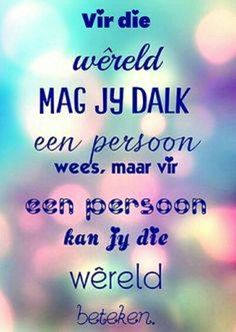 Ek lief jou 💖S💖 True Quotes, Qoutes, True Sayings, Afrikaanse Quotes, Love, Motivation, Words, Relationships, Blessings