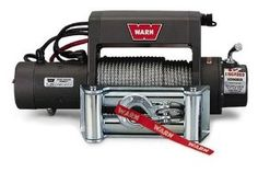 WARN 27550 XD9000i 9000-lb Winch by Warn. $1199.00. From the Manufacturer                You'll probably see more XD9000i winches on trail rigs than any other winch. No load line speed of 38-feet per minute and three-stage planetary gearing and the ability to run cool with low amp draw for long winching cycles are just a few reasons why.   SPECIFICATIONS  Part Number: PN 27550 (12V DC), PN 275502 (12V DC, CE), PN 274022 (24V DC, CE)  Rated Line Pull: 9000 lbs....