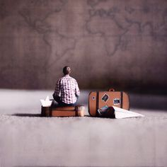 Wanderlust. Art photography by Joel Robison