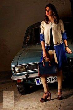 Peykan, an Iranian car …