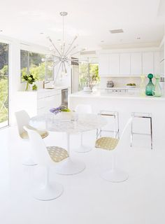 John Russo's Modern Kitchen and Dining Room