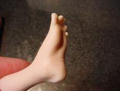 Cómo modelar pie