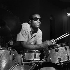 Give the drummer some - Max Roach