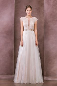 Wedding Dresses from Divine Atelier 2015– the Nostalgia 2015 wedding dresses collection | itakeyou.co.uk