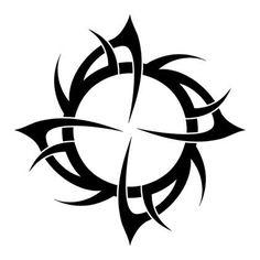 Tribal family tattoo