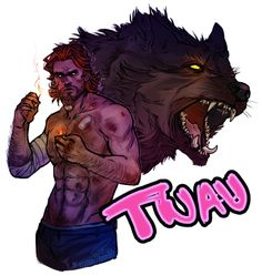 "tt-vision: "" I've finished The Wolf Among Us in the past two days; big thanks to Szi who gifted the game to me. Teen Wolf, Fables Comic, Character Art, Character Design, The Wolf Among Us, Overwatch, Werewolf Art, Wolf Stuff, Big Bad Wolf"